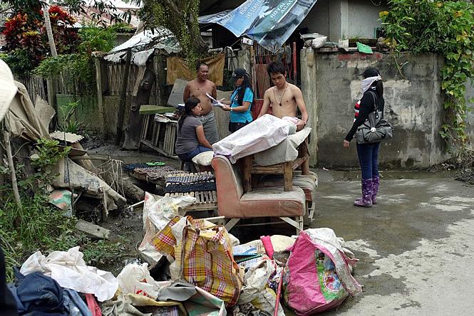 AMDA-BERT海外災害支援合同活動報告