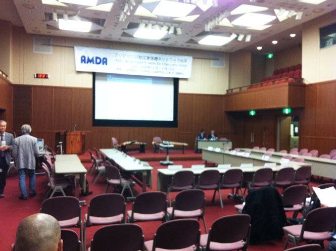 AMDA 12 Asia Medical Network
