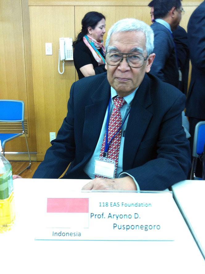 Indonesia Dr.A.R.Pusponegoro