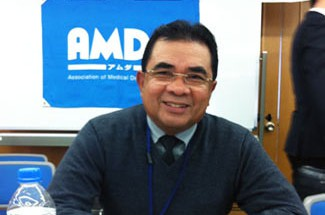 Dr.A.H.Tanra AMDA 12 Asia Medical Network