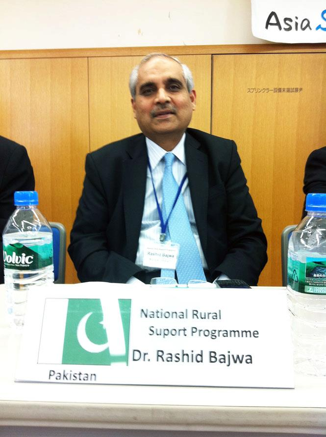 Dr.R.Bajwa  AMDA 12 Asia Medical Network