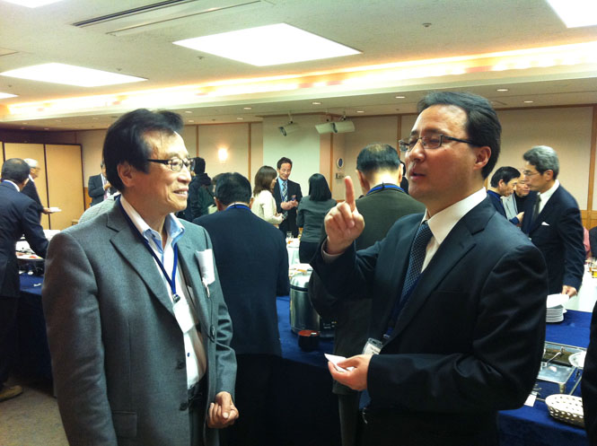 Dr.Cho KOREA AMDA 12 Asia Medical Network