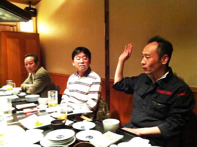 神戸会議 緊急時の初動について 20130421