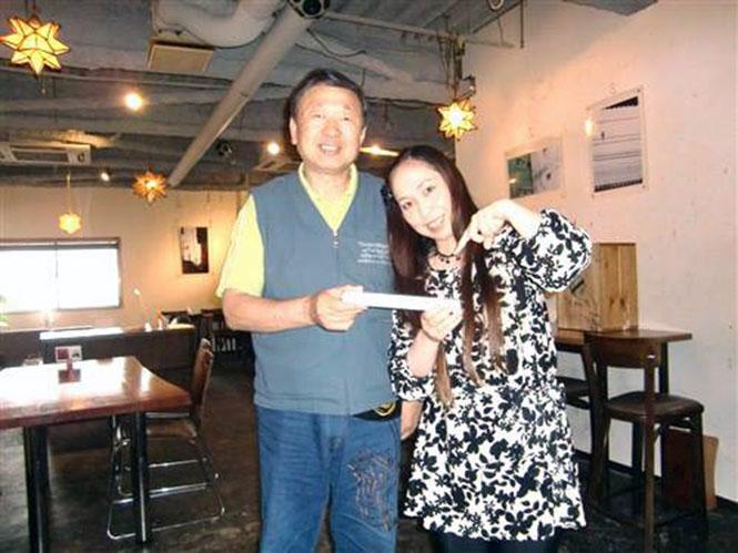 0607 ウエツキ チエコ_Bucato Cafe_01_665