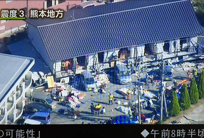 《 熊本地震 被災地域の状況と支援体制 _04