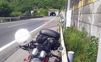 《 ライダーは元気印だが、バイクが不調に・・ 》_mini