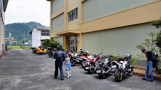 《 子供とバイクと防災 》_03