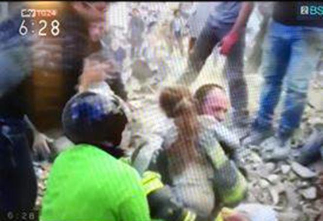 《 イタリア中部でマグニチュード6.2の地震発生 》_01
