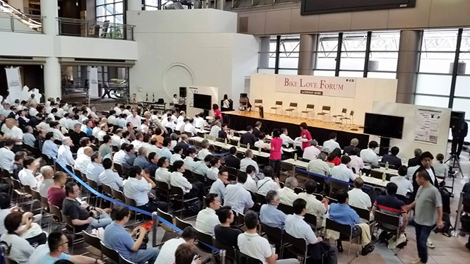 《 Bike Love Forum 2016 in KOBE 》_03