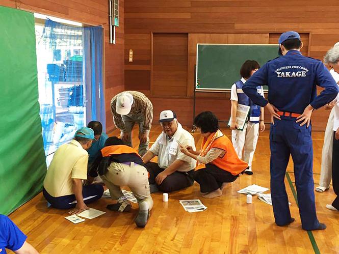 《 やかげ総合防災訓練 (2) 》_04